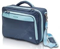 EB-taška na návštěvy, bledě modrý nylon
