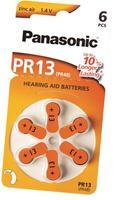 Baterie do sluchadel Panasonic PR13 (PR-13HEP/6DC)