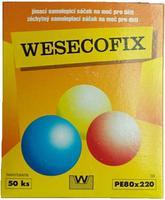 Sáček na moč dětské odběry WESECOFIX -Bruofix