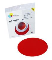 Tenura - tácek, průměr 19cm, červený