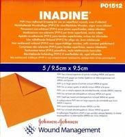 Inadine 9,5x9,5cm/5ks-sterilní