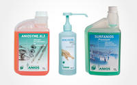 ANIOS - Surfanios 1l + Aniosyme 1l + Aniosgel 800 500ml ZDARMA
