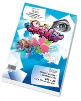 Kreslící karton A4 220g/200