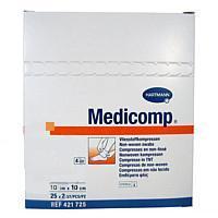 Medicomp ster. 10x10cm - á 25x2ks
