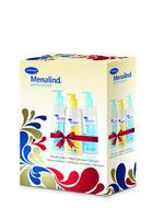 MENALIND SADA: mycí emulze + šampon + tělové mléko
