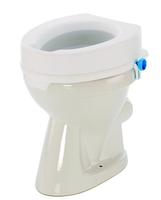 Nástavec na WC - 10 cm, dva fix. šrouby, nosn. 190kg
