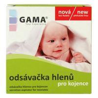 Odsávačka hlenů - pro kojence NO DOP (bezftalátová)