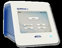 QuikRead go - přístroj