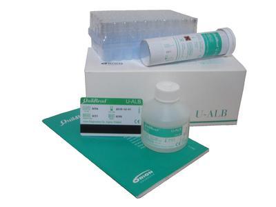 QuikRead U-ALB/50 testů (bez kapilár a pístů)-QuikRead