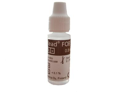QuikRead FOB positive control 0,8ml