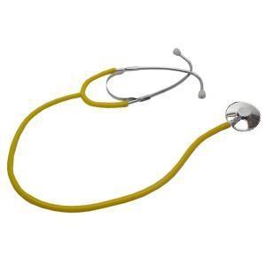 Fonendoskop jednostranný anest. žlutý