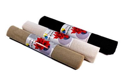 Tenura - protiskluzná tkanina, béžová, 50cm x 182cm  - 1