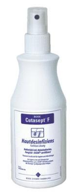 Cutasept F 250ml s rozprašovačem