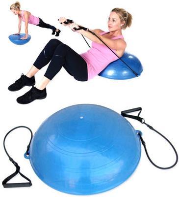 Bossa Dynaso průměr 55cm Dome ball balanční podložka s plastovou základnou