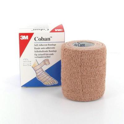 Obinadlo COBAN  2.5cmx4.5m ( bal.=5 ks)