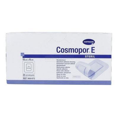 Cosmopor E steril 15x6cm - 25ks  - 1