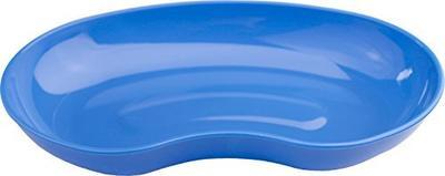 Emitní miska plastová PP - modrá