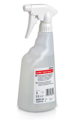 Incidin liquid 600ml se sprayovým aplikátorem  - 1