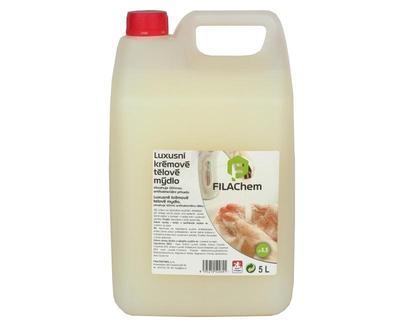 Krémové mýdlo antibakteriální 5l
