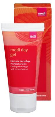 Medi Day - denní pečující gel 50ml (na nohy)