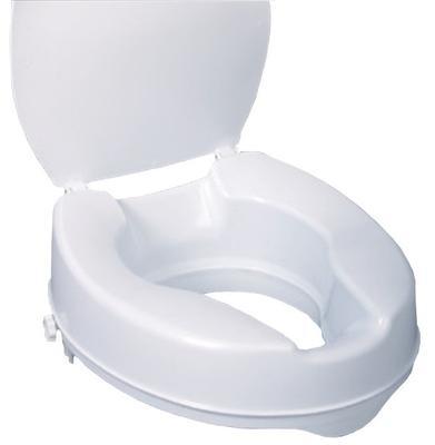 Nástavec na WC - 14 cm, s víkem