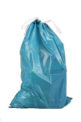 Odpadový pytel !!! zatahovací !!! 120l,700x1000, LDPE, 50mi