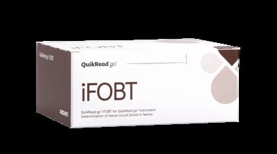 QuikRead Go iFOBT souprava, 50 testů  - 1
