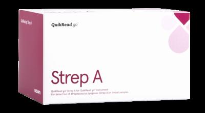 QuikRead Go Strep A /50testů - QuikRead GO  - 1