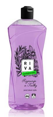 Tekuté mýdlo Riva antibakteriální 1l