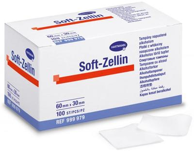 Soft-Zellin nester. 60x30mm - 100ks