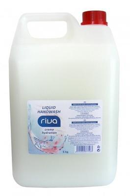 Tekuté mýdlo Riva creme hydration 5kg