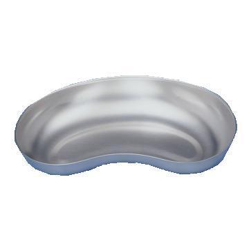 Emitní miska nerez - ledvinka 25cm/4cm