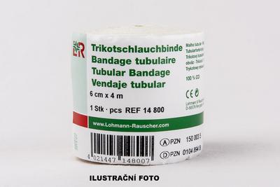 Obinadlo Trikotschlauch 8cmx25m  - 2