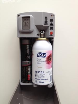 Osvěžovač vzduchu Tork Electronic - bílá  - 2