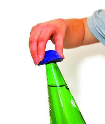 Tenura - otvírač lahví, žlutý  - 2