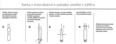 Acro Covid-19 Antigen Rapid test (20 testů)  - 4